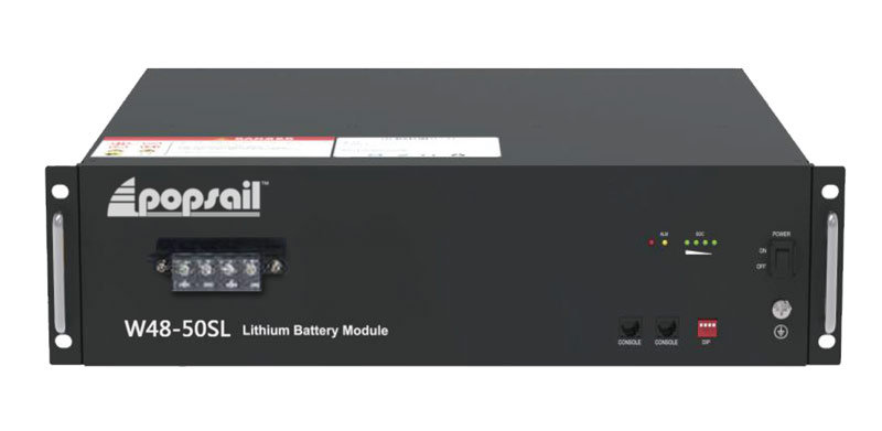 2500Wh Lithium battery pack