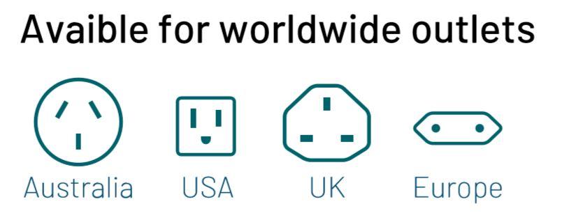 power inverter worldwide outlet