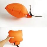 A Bracelet Emergency Flotation Device - Bracelet Against Drowning