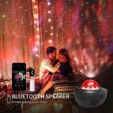LED Star Light Galaxy Projector Starry Sky Projector Lamp