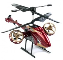 Skytech RC Helicopter 4.5 CH M12 Infrared that Shoots Bubbles with Gyro /Remote control toys