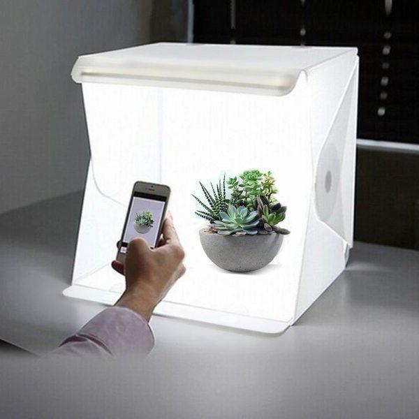 Light Box Photography Lighting Background