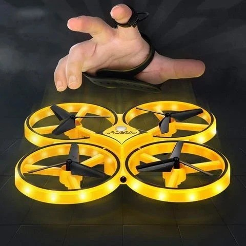 UFO Mini Drones Hand Gesture Controlled Rc Drone