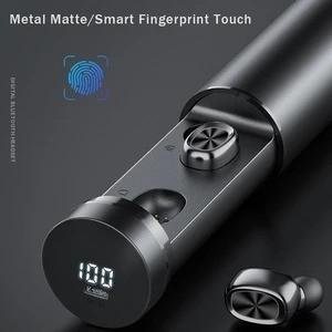 2020 New Space capsule Bluetooth earphone