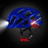 Bike Safety Helmet with LED Light