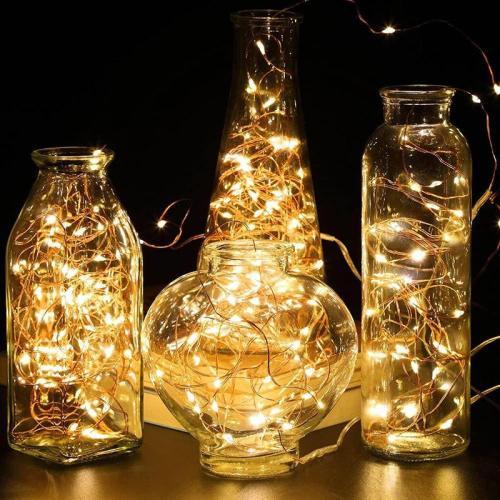LED FAIRY LIGHTS RC STRINGS