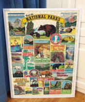 Limited Edition 1000 Pcs Puzzle (National Park)