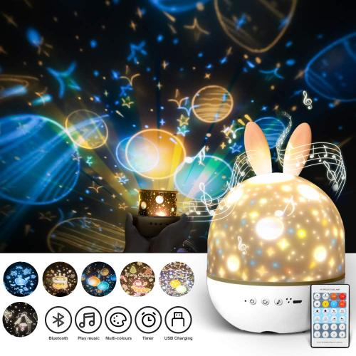 Night Lights For Kids With Music