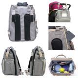 2-In-1 Portable Bassinet & Diaper Bag Backpack