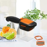 Fruit And Vegetable Cutter Advanced Fruit & Vegetable Chopper