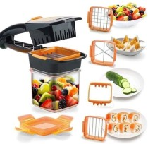 Fruit And Vegetable Cutter Advanced Fruit & Vegetable Chopper