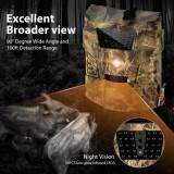 Trail Camera Wild Hunting Surveillance