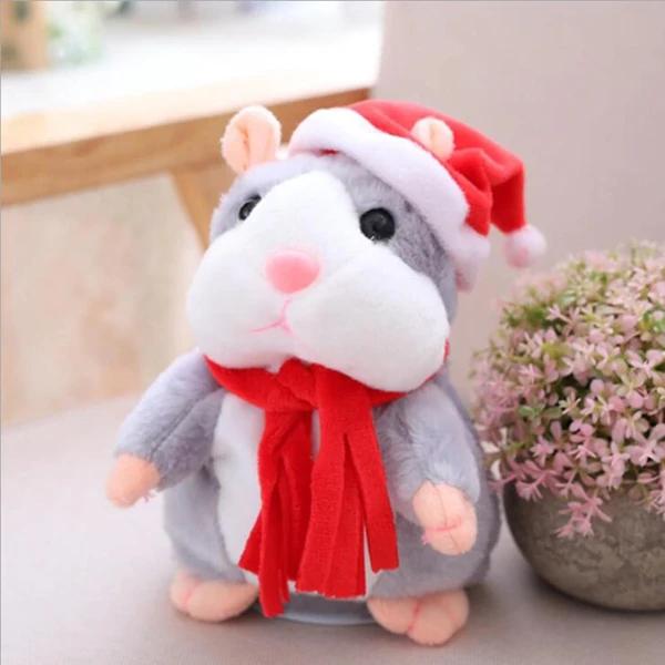 Talking Hamster Toy