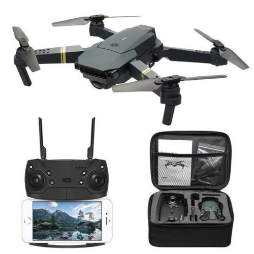 Drone X Pro With HD Camera WiFi FPV GPS RC Quadcopter