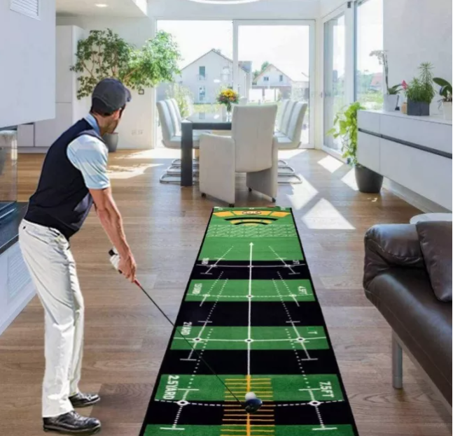 Golf Putting Green Mats Indoor