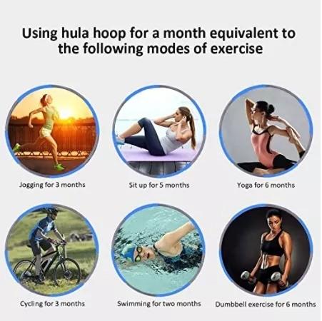Fitness Hula Hoops