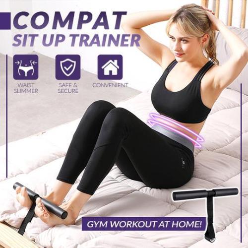 Compat Sit Up Trainer