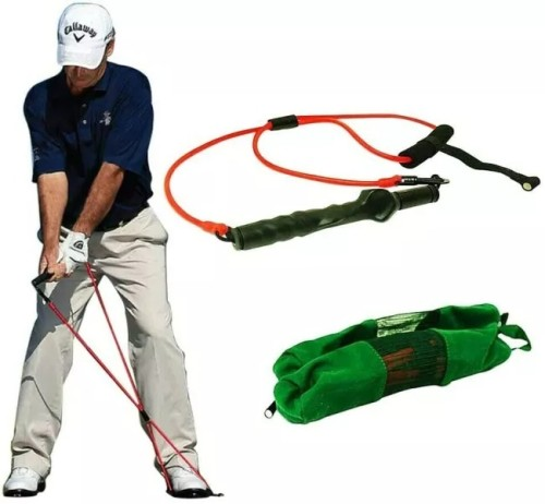 Golf Swing Strength Practice Damping Band