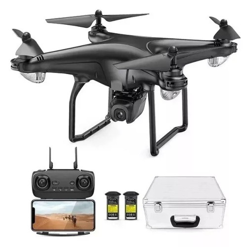 New 4K Camera Rotation Waterproof Professional RC Drone