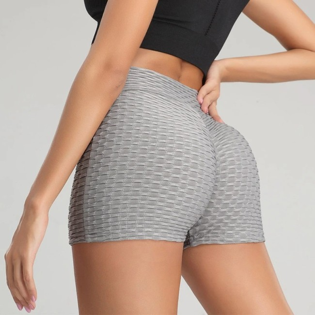 Tiktok Leggings Shorts Butt Lift High Waist