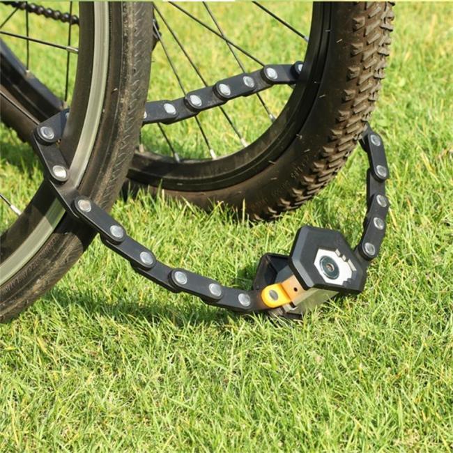 Foldable Bike Lock