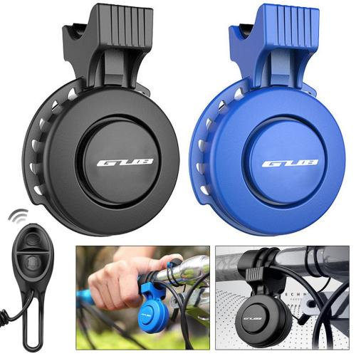 Rechargeable Waterproof Electronic Bicycle Horn