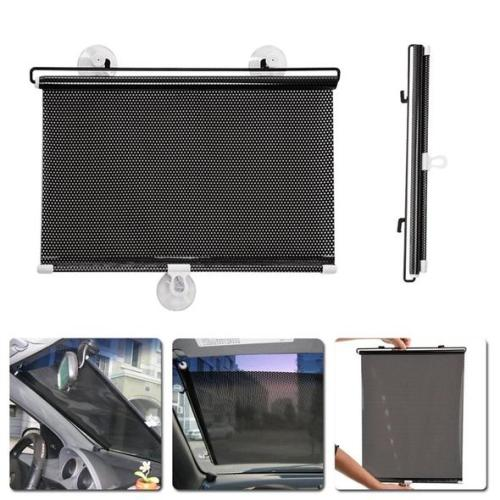 Car Automatic Retractable Windshield Sunshade