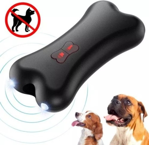 Anti Barking Device with LED Light Rechargeable