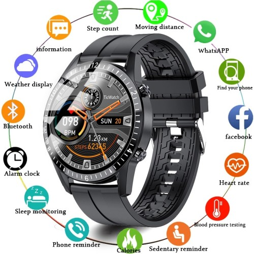2021 Luxury Men's/Women's Watch Bluetooth Call Waterproof