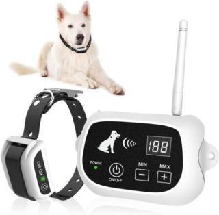 Beste Unsichtbar Kabellos Hund Zaun Elektrisches Hundehalsband
