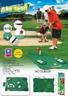 INNEN MINI GOLFSPIEL Mini Indoor Golf Player Pack