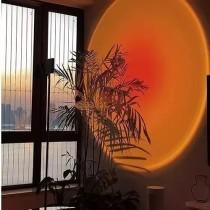 Umgebungslicht Regenbogen Projektionslampe