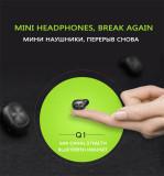Q1 Q26 K8 mono kleine stereo-ohrhörer versteckte unsichtbare ohrhörer micro mini wireless headset bluetooth kopfhörer für telefon
