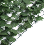 1M x 2.4M Outdoor Fence Maple Leaf