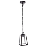 110-240V Wide Pressure American Wrought Iron Glass Chandelier E26 Interface Black Painted Gold Painted Dining Light Chain Length 1M (Without Bulb) Applicable Bulb Type: Incandescent Lamp Or Or Led Lam