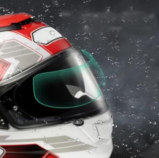 Motorcycle Helmet Rainproof and Anti-fog Film