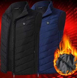 Heating Vest Men Women Unisex For Winter and Snow