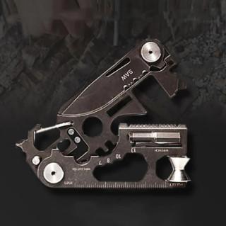 Multifunctional EDC tool
