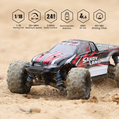 1:18 Professional Best Speed Off-Road Remote Control RC Car