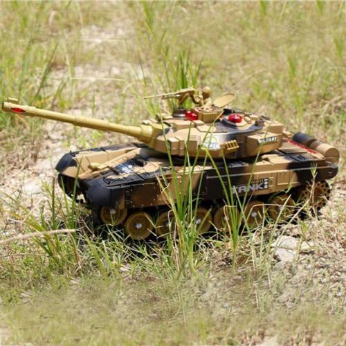 Super Remote Control Battle Tank