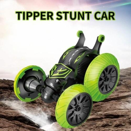 Toys-RC Stunt Car 3D Rotating Drift Tripper Stunt Car