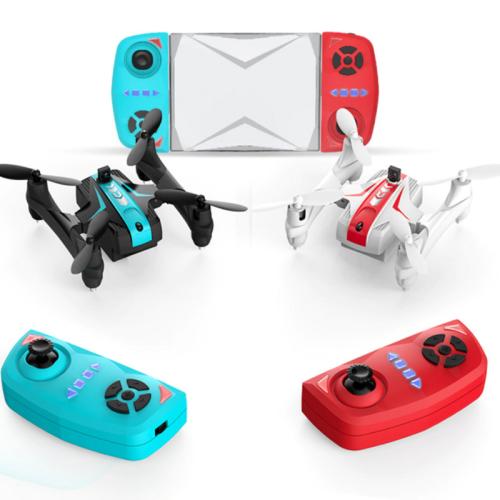 Mini Two-Player Battle Drone 2Pcs RC Quadcopters