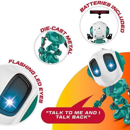 Mini Talking Robots for Kids