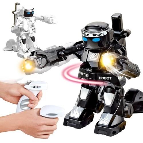 Battle RC Robot 2.4G Body Sense Remote Control Kids Gift Toy Model