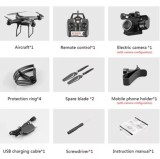 Drone With Camera New 4K Camera Rotation Waterproof Professional RC Drone