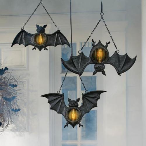 Halloween Decoration-Bat Lantern