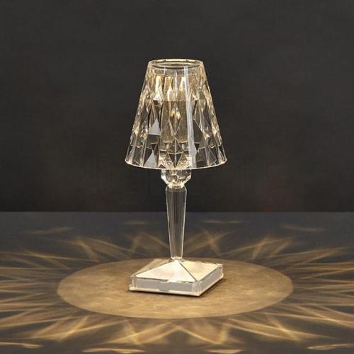 Woowooh Diamond Table Lamp Crystal