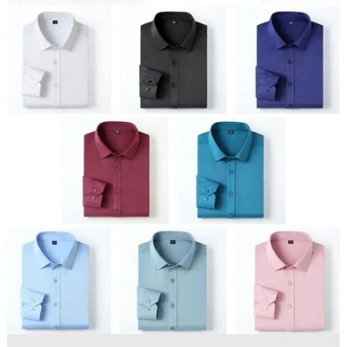 Men's Stretch Non-iron Anti-wrinkle Shirt