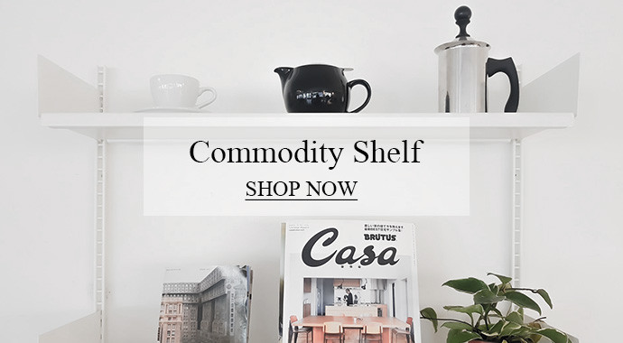 Commodity-Shelf