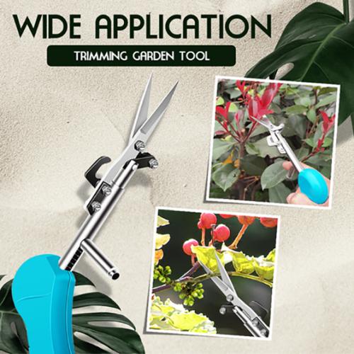 Portable Pointed Gardening Scissor Gardening Pruning Branches Fruit Picking